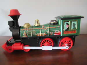 RARE VINTAGE COLLECTIBLE TOY TRAIN