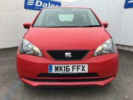 2016 Seat Mii 1.0 I TECH 5dr 5 door Hatchback