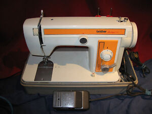 Brother Boutique model 747 Zig Zag Sewing Machine