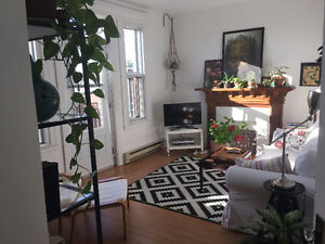 Gorgeous, bright, top-floor gem in Little Italy--negotiable