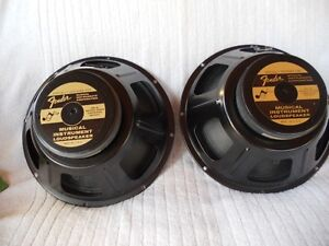 2 speakers Eminence pour 110.00$
