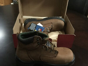 Mens REDWING CSA Work Boots - New