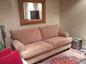 Chenille Couch Kitchener / Waterloo Kitchener Area image 2