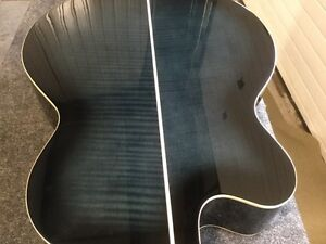 Michael Kelly Firefly Premium Acoustic Electric Bass like New London Ontario image 6
