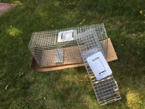 Great price2 Humane Animal traps:  live animal catch and release
