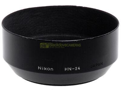 Nikon paraluce HN-24 a vite 62mm. per 70-200, 100-300, 75-300. Originale.