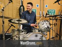 Recording Drummer Available for Your Songs - FREE Demo Offer