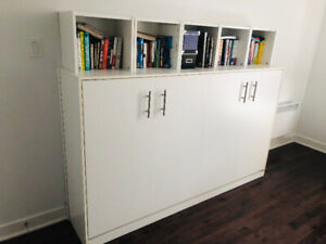 Awesome Limuro Murphy Bed  / Lit escamotable Limuro