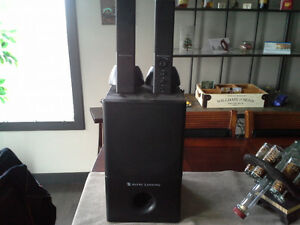 Altec Lansing Laptop Speakers and Sub Woofer