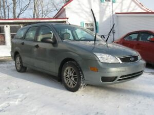 (Private Sale) 2006 Ford Focus Wagon, NEW MVI & Low Kms