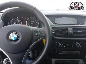 Adding backup Camera Reverse Camera BMW X1