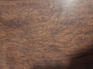 Hickory Brown Laminate Flooring