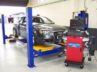 4-WHEEL ALIGNMENT - $49.99 Brand New German Equipment!!!