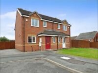 3 Bedroom Semi-Detached House (Willard Close Chesterton, Newcastle Under Lyme)