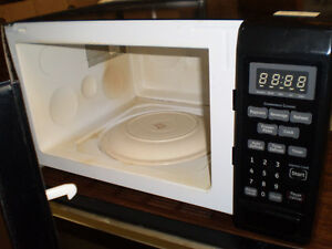 Smaller microwave oven