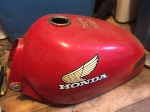 75 76 77 Honda MR175 ELSINORE Gas Tank Regina Regina Area image 3