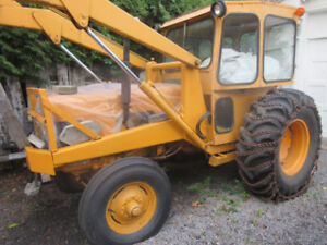 CASE Tractor for parts or rebuild