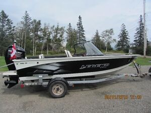 16ft Legend XCalibur/60 hp Mercury Four Stroke