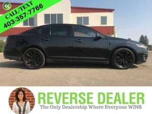 2009 Lincoln MKS   Leather, AWD, Heated And Cooled Seats