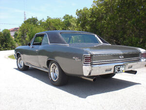 WANTED 67 CHEVELLE