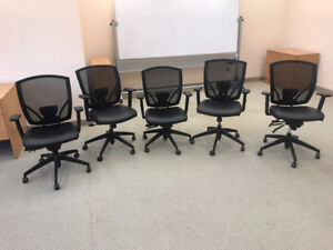 Office Furniture Trading Prog>> Mesh Back Chairs!