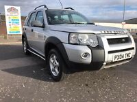 Land Rover Freelander TD4 excellent condition full service history