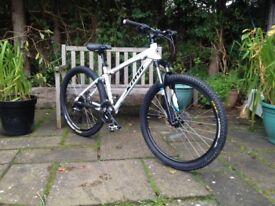 Kona tika ladies/girls specific mountain bike SMALL