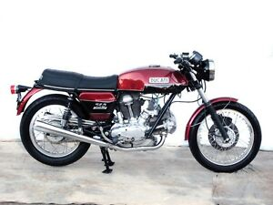 WANTED Ducati 750 GT