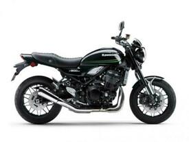 Kawasaki Z900 RS, 2021 Metallic Spark Black