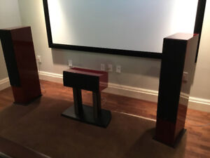 Energy Veritas Speakers