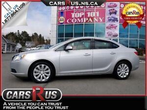 2014 Buick Verano 2.4/4cly