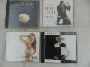 CDs for sale (used)