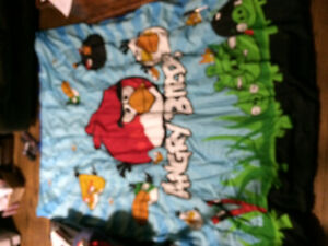 Angry birds bedset