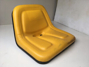 New Deluxe Universal High-Back Lawn Mower Seat