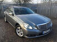 Mercedes E Class E220 Cdi Blueefficiency Se Estate 2.1 Manual Diesel