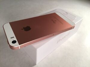 Gold Apple iPhone SE Bell/Virgin