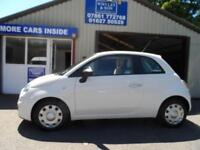 2011 61 FIAT 500 0.9 POP 3D 85 BHP ONE OWNER SERVICE HISTORY
