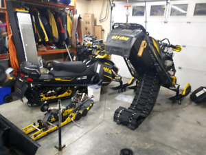 Snowmobile, ATV and Trailer Repairs!!