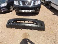 Nissan Navara NEW FRONT BUMPER
