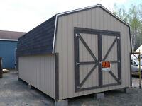 New shed..