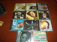 LOT CD MUSIQUE BRÉSILIENNE