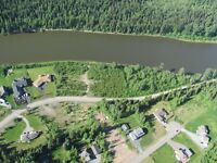 1 Acre RiverFront Property