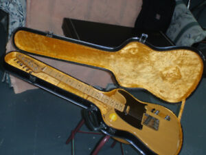 1984 fender telecaster squier (JAPAN)