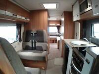 2014 SWIFT ESPRIT 496 MOTORHOME CAMPERVAN FIAT DUCATO 2.3 DIESEL 130 BHP 6 SPEED