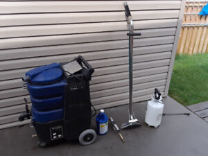 Complete Carpet Cleaning Equipment