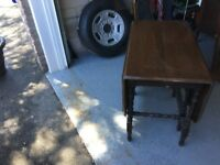 Antique Tables Various sizes
