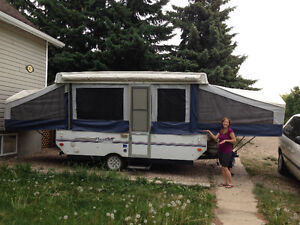 1999 Flagstaff Tent Trailer in good condition - $2500 OBO