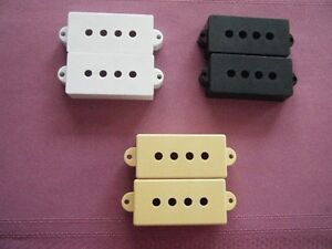 Precision Bass Pickup Covers