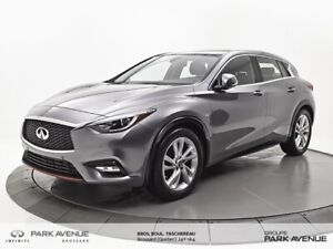 2017 INFINITI QX30 NAVI*CAMERA*MAGS 18 POUCES*CUIR*SONAR STATION