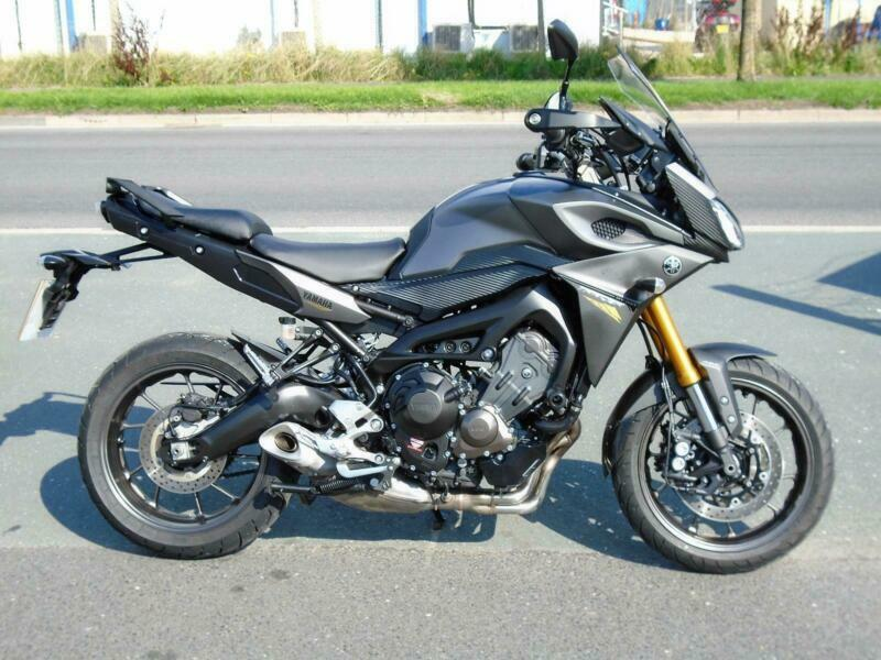 Yamaha MT-09 900 £6,295 Service History - Low Miles 2016 (16), Sports  Tourer | in Penrith, Cumbria | Gumtree